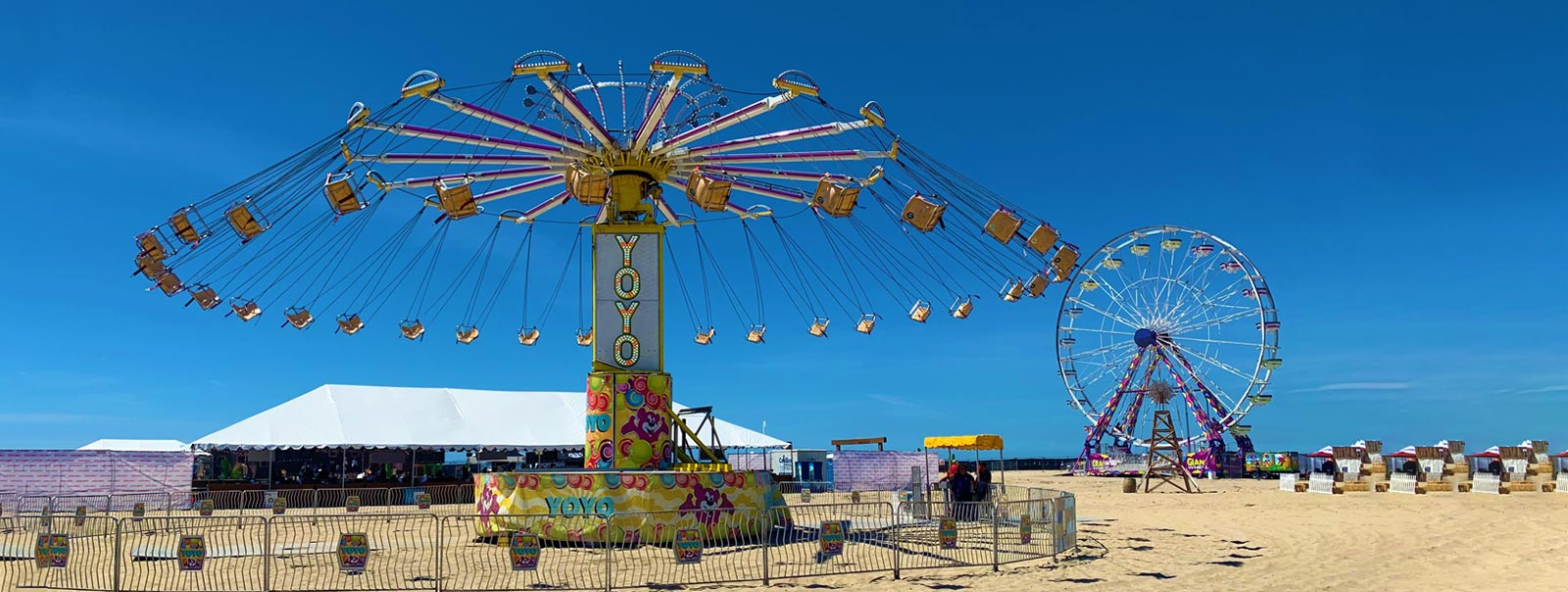Helm & Sons Amusements - Providing Amusement Rides and Attractions